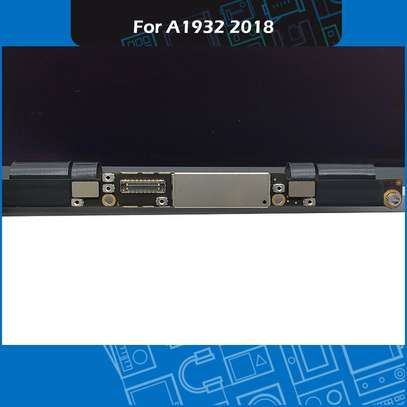 """Space grey Laptop A1932 LCD Screen assembly for Macbook Air Retina 13"""" A1932 Screen Display Replacement Late 2018 image 2"""
