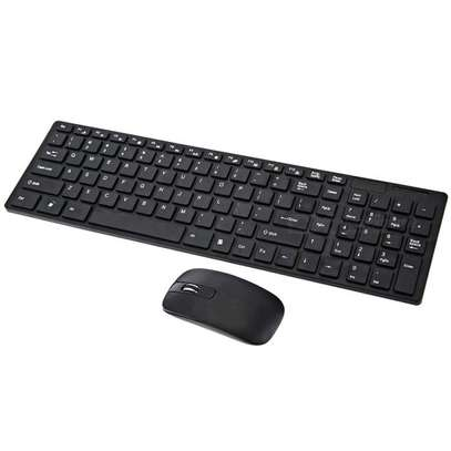 Wireless keyboard and mouse image 3