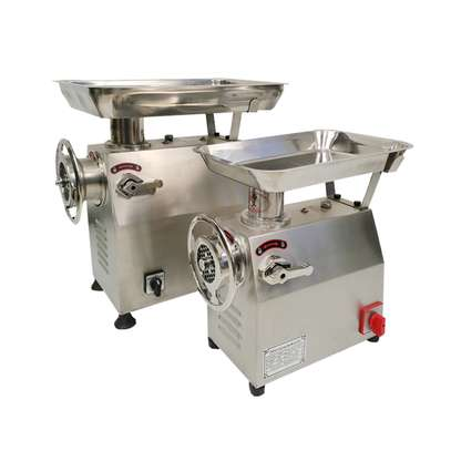 TK12#22#TC32#Industrial Stainless steel Bench Top Commercial Electric meat mincer image 1