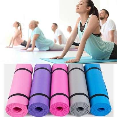 Generic Yoga/Exercise Mat image 1