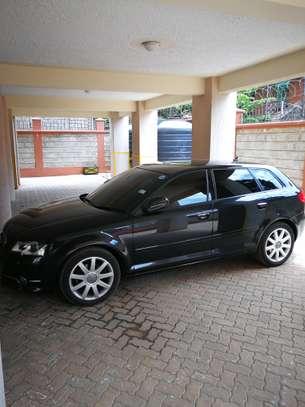 Black Audi A3 image 2