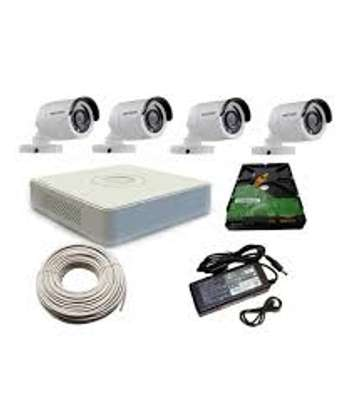 Cctv cameras packages