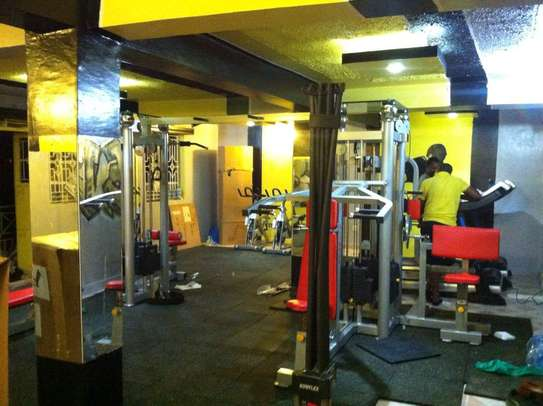 Gym for sale!