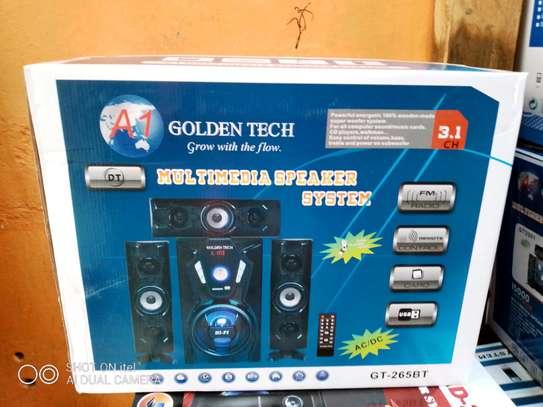 golden tech 3.1 woofers image 1