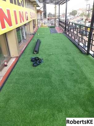 green turf grass carpet