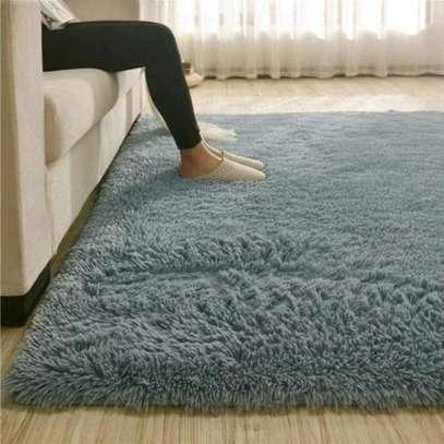 Soft Fluffy carpets image 4
