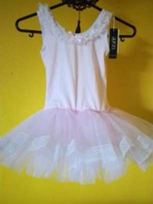 Kids Ballet Dance Shoes and Tutus