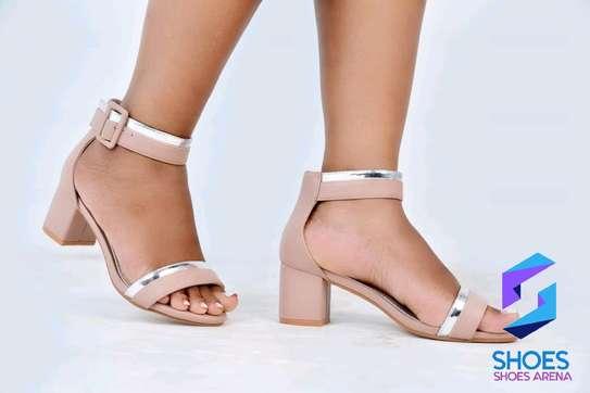 Quality Chunky Heels image 13