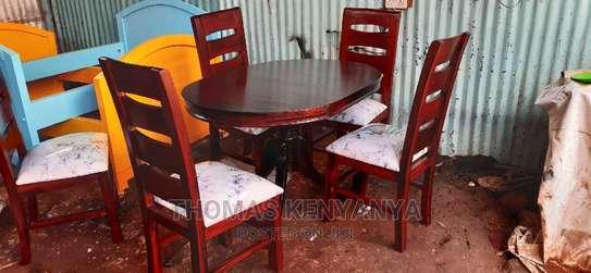 4 Seater Dining Set image 1