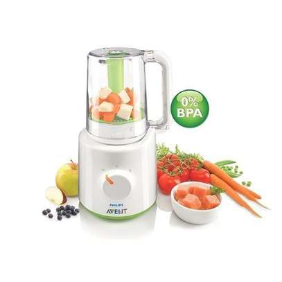 Philips Avent Combined Steamer and Blender - White image 2