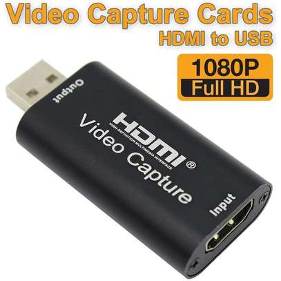 Video Capture HDMI To USB 1080p Live Broadcasting image 1