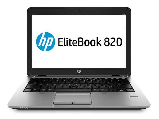 HP probook 820 core i5 4GB RAM,500GB HDD,12.5 INCH image 1