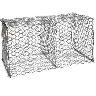 STONE GABION BOXES/GABION CAGE WIRE. image 1