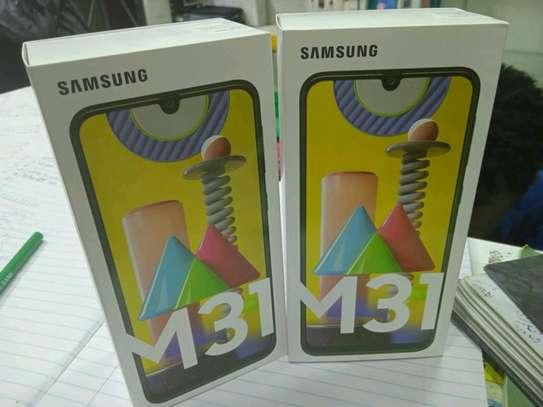Samsung M31 new 128gb 6gb 6000mAh+Delivery image 2