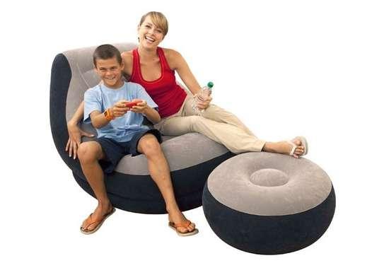 Intex Inflatable Single Seat Air Sofa image 2