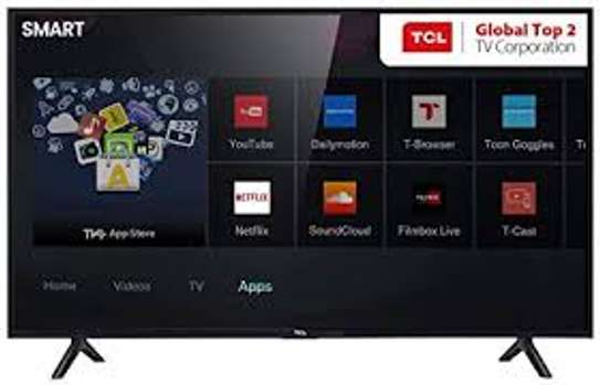 55 inches TCl  4k UHD smart android TV image 1