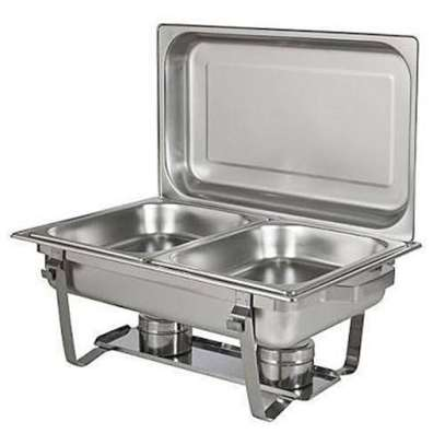Double chaffing dishes image 1