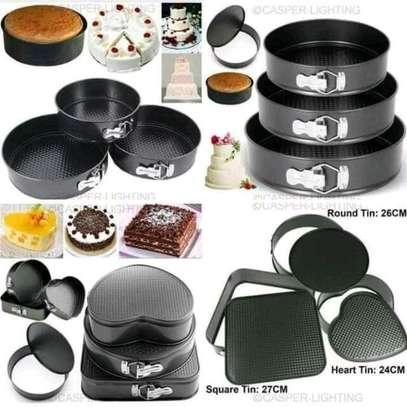 Baking tins/cake mold image 2