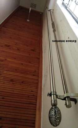 modern' curtain rods image 7