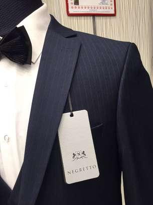 Negretto designer  slim suits image 1