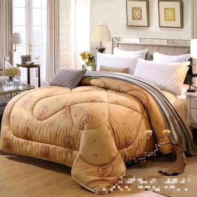 Heavy silk/cotton duvet image 2