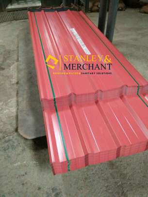 2.5 mtrs Box Profile Roofing Sheet image 1