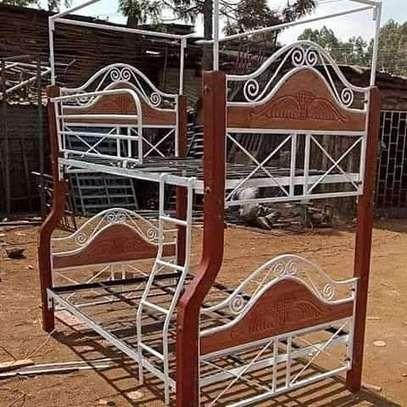 4*6/3*6 Designed Metals Bed