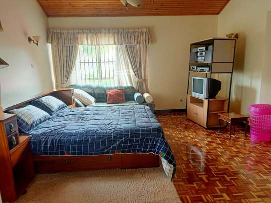 Furnished 4 bedroom house for rent in Gigiri image 15