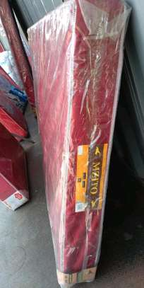 4½ by 6 high density 6 inches thick brand new mattress free delivery image 1