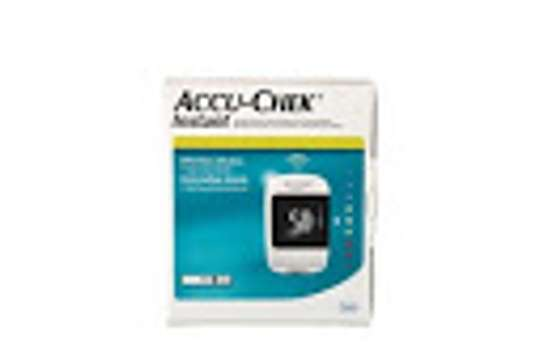 ACCU-CHECK INSTANT GLUCOMETER image 1