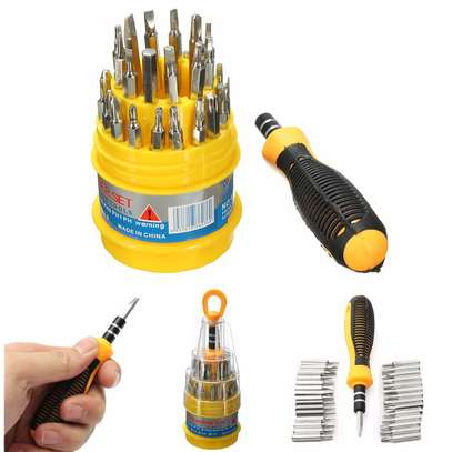 31-In-1 Screw Driver Set image 1