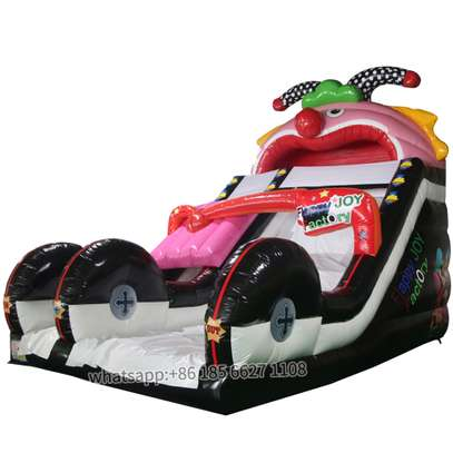 inflatable water slide dry slide sell from guangzhou china