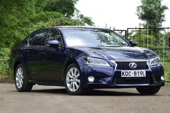 Lexus GS 450h image 2