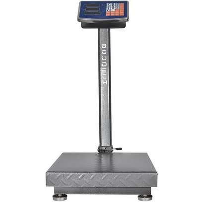 Digital scale 300 kg platform image 1