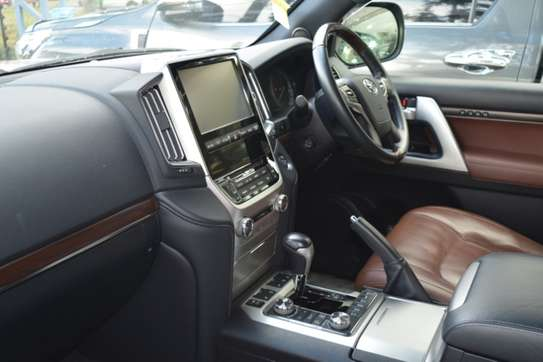 Toyota Land Cruiser 202 ZX 4.6 image 6