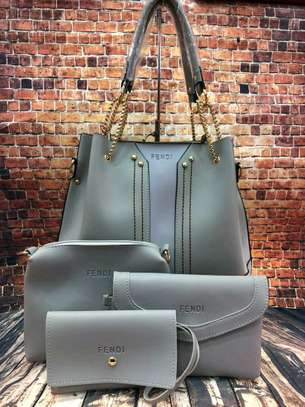 4in1 Leather Handbag image 2