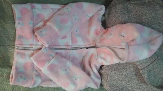 School fleece jackets image 4
