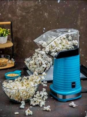 Hot Air Popcorn Maker machine image 1