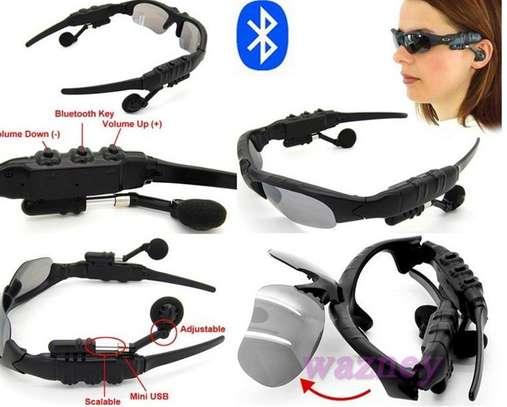Bluetooth Sunglasses Anti-ray Stereo 4.1 Music Bluetooth image 4