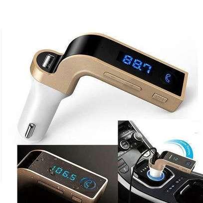Car G7 Bluetooth FM modulator image 2