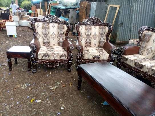 7seater antique sofa image 2