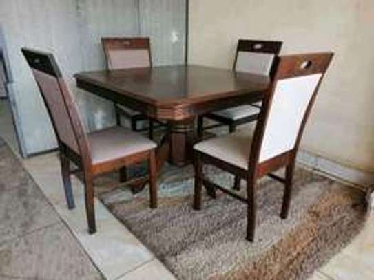 4 seater high quality  dining tables. image 1
