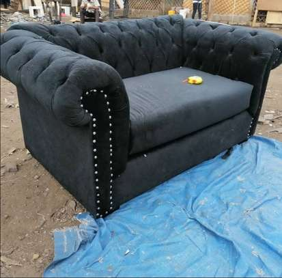 two seater Chesterfield image 1