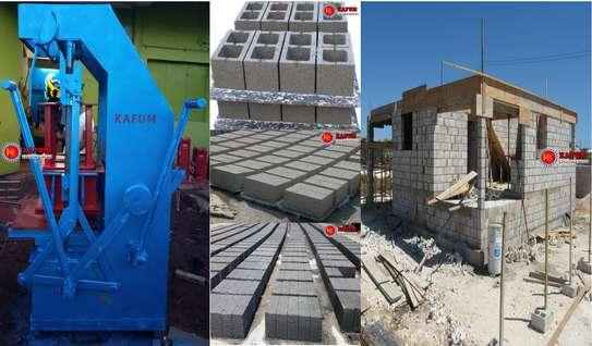 Blocks making machine image 1