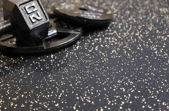 Interlocking Rubber Flooring Gym mats image 7