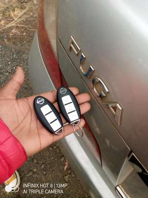 Car key duplication and programming