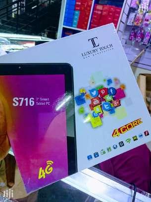 New Study Kids Tablet With Sim Slot image 1