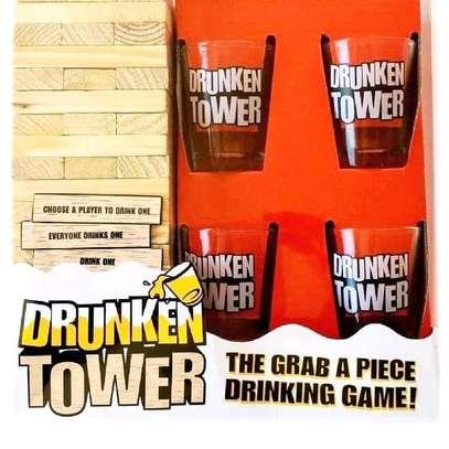 Drunken jenga image 1