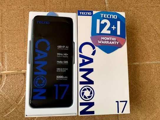 Brand New Tecno Camon 17 4/128GB at 20000 image 2