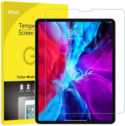 """Tempered Glass Screen Protector for iPad Pro 12.9"""" 2020 image 1"""